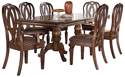 Buy Hamlyn Marble Top Dining Room Set By Steve Silver From Steve Silver Hamlyn 5 Piece Dining