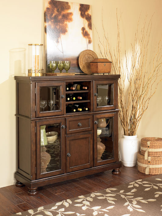 Ashley Porter Dining Room Server 532 x 709