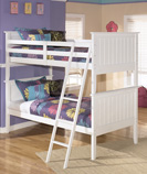 Lulu Twin-Twin Bunk Bed