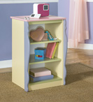 Doll House Loft Shelf Unit