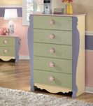 Doll House Chest (as shown with optional set)