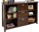 Tribeca Loft Cherry - Bookcase